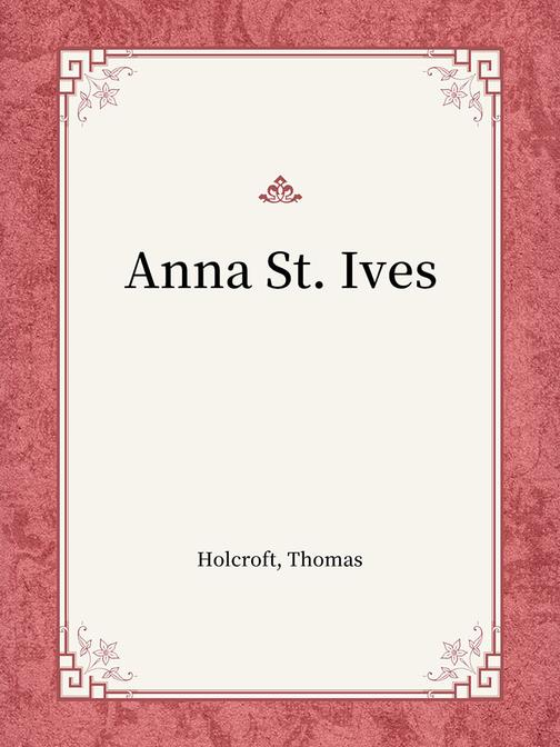 Anna St. Ives