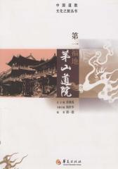 中国道教文化之旅丛书:第一福地茅山道院