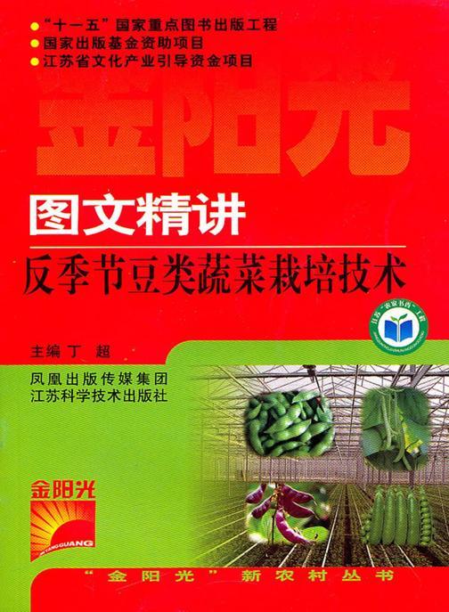 图文精讲反季节豆类蔬菜栽培技术