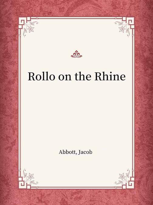 Rollo on the Rhine