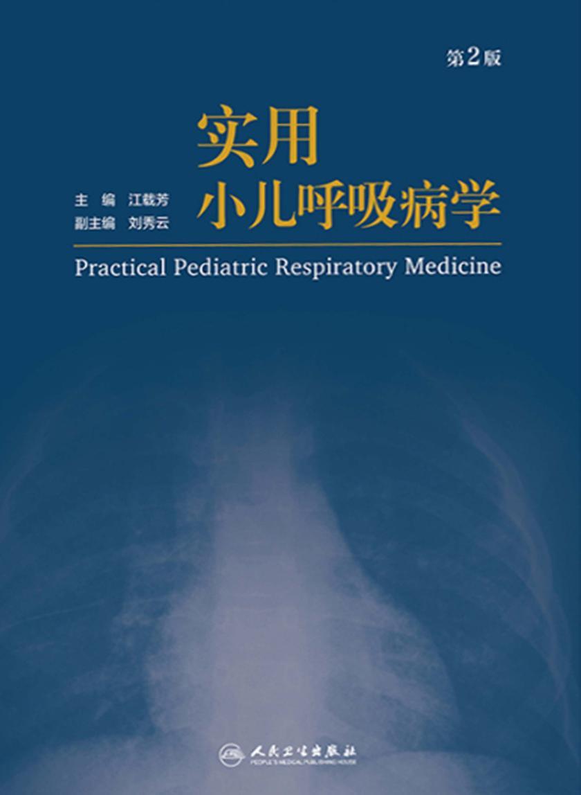 实用小儿呼吸病学(第2版)