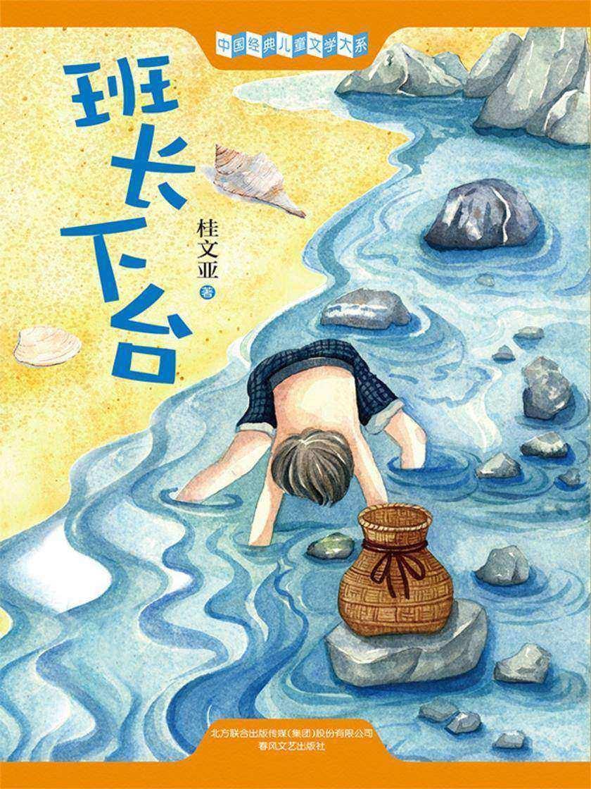 中国经典儿童文学大系:班长下台