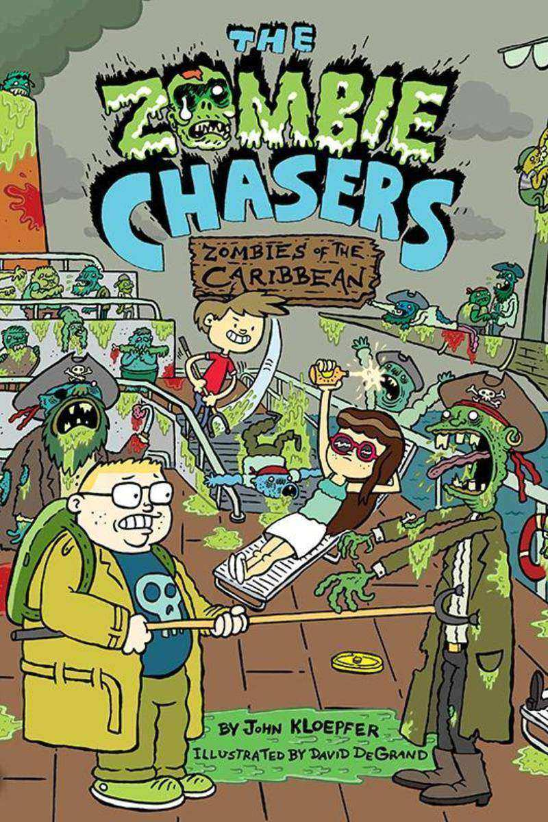 The Zombie Chasers #6: Zombies of the Caribbean