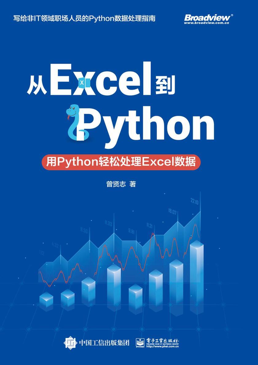 从Excel到Python:用Python轻松处理Excel数据