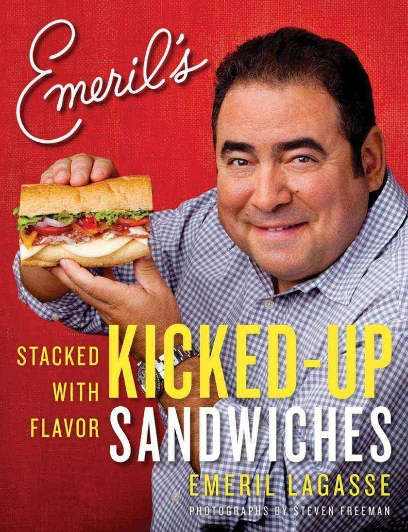 Emeril's Kicked-Up Sandwiches