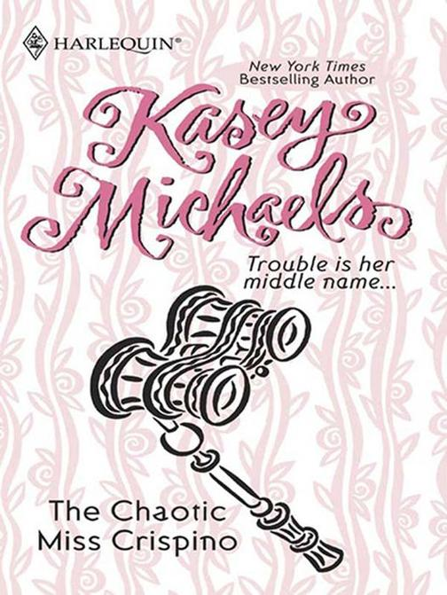 The Chaotic Miss Crispino (Mills & Boon Silhouette)