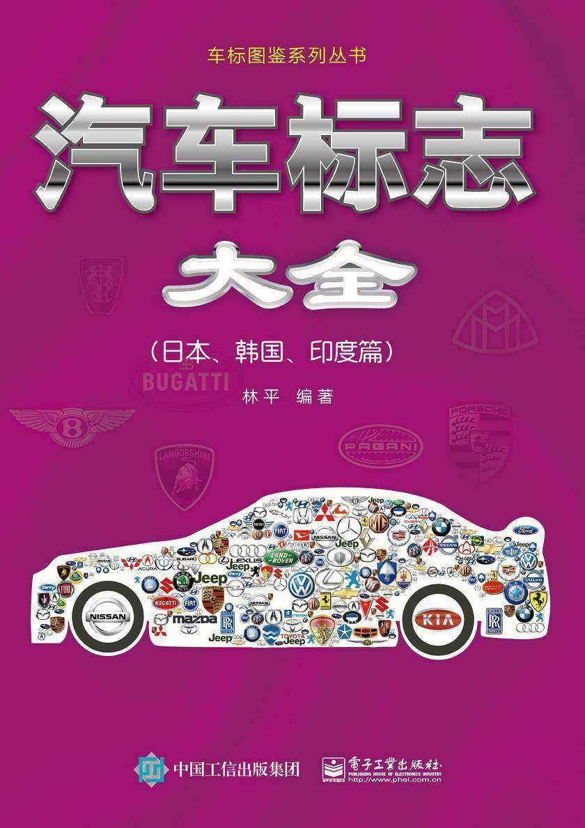汽车标志大全:日本、韩国、印度篇