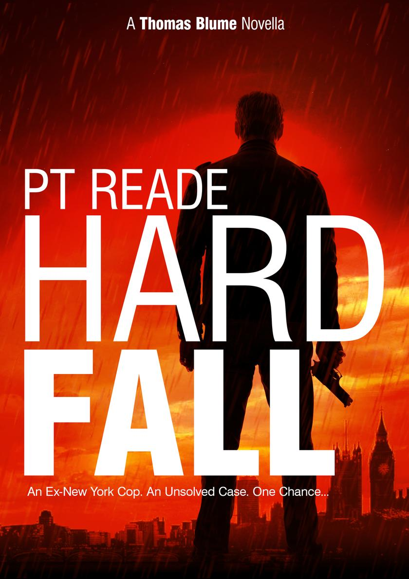 Hard Fall:A gripping noir thriller