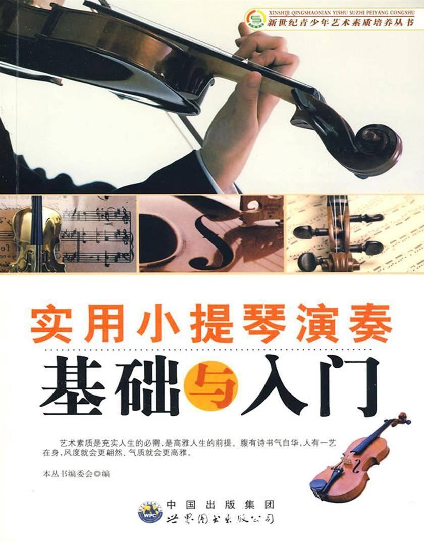 实用小提琴演奏基础与入门(仅适用PC阅读)