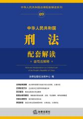 中华人民共和国刑法配套解读