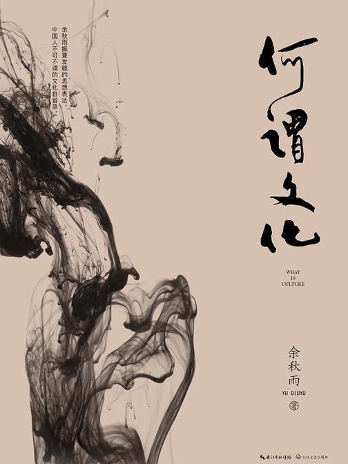 何谓文化(中国人不可不读的文化自省录)