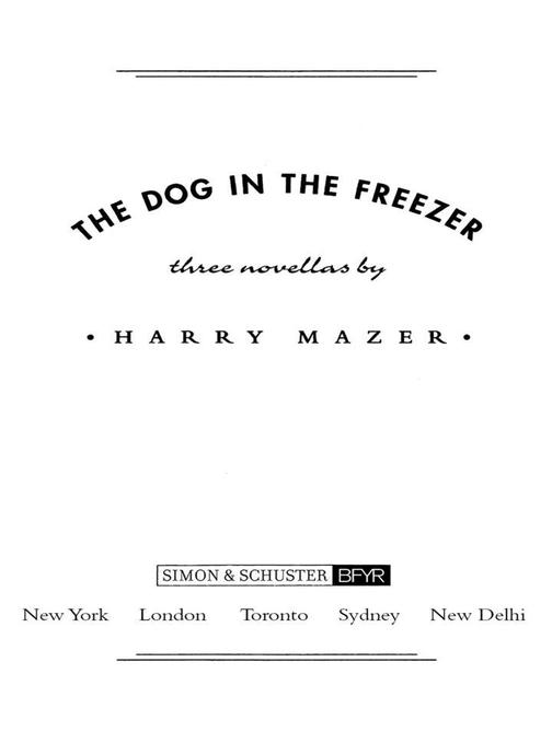 The Dog in the Freezer