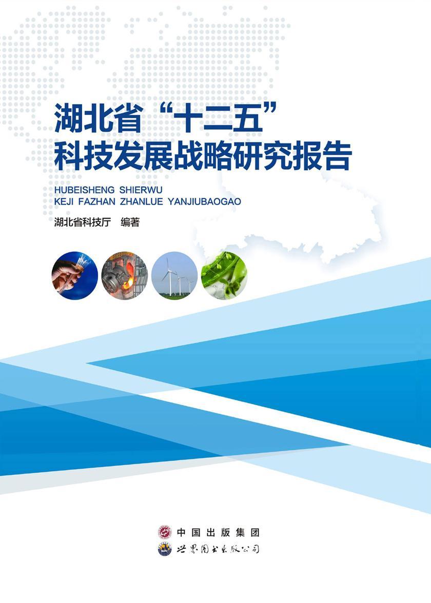 """湖北省""""十二五""""科技发展战略研究报告"""