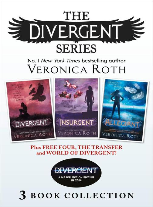 Divergent Series (Books 1-3)