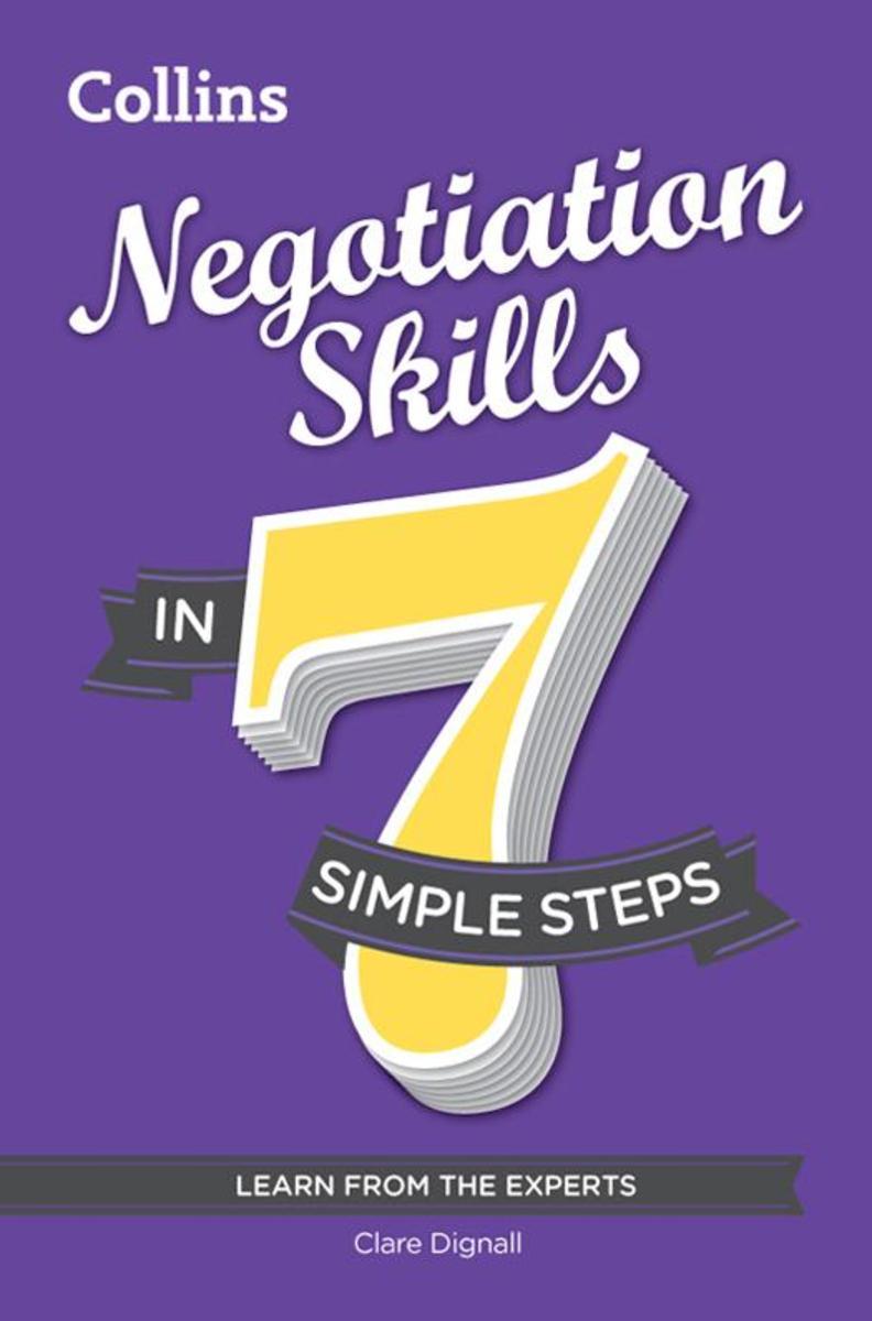Negotiation Skills in 7 simple steps