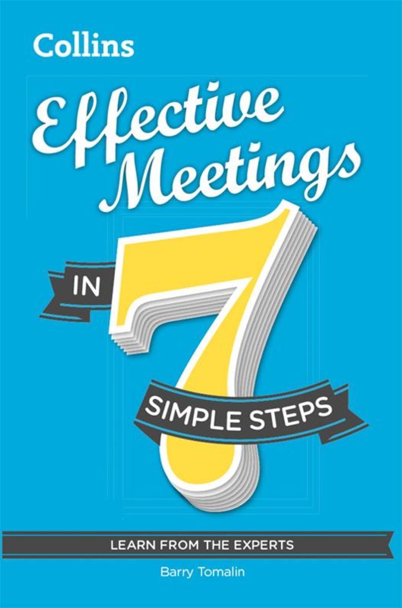 Effective Meetings in 7 simple steps