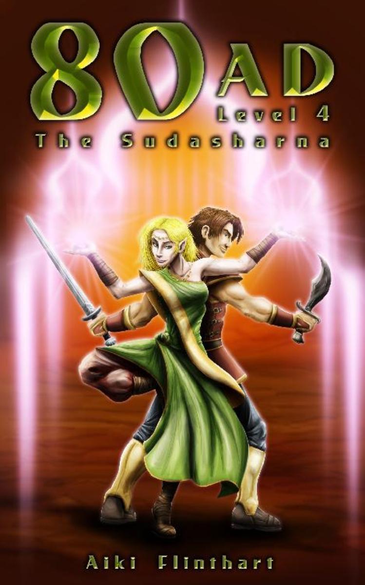 80AD The Sudarshana (Bk4)