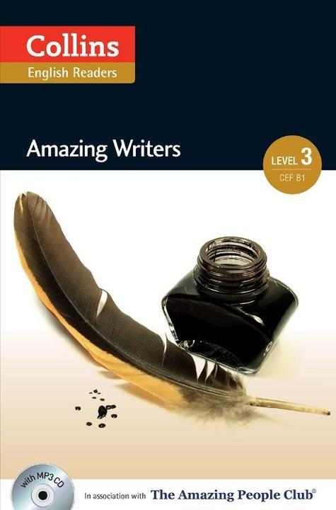 Amazing Writers: B1 (Collins Amazing People ELT Readers)