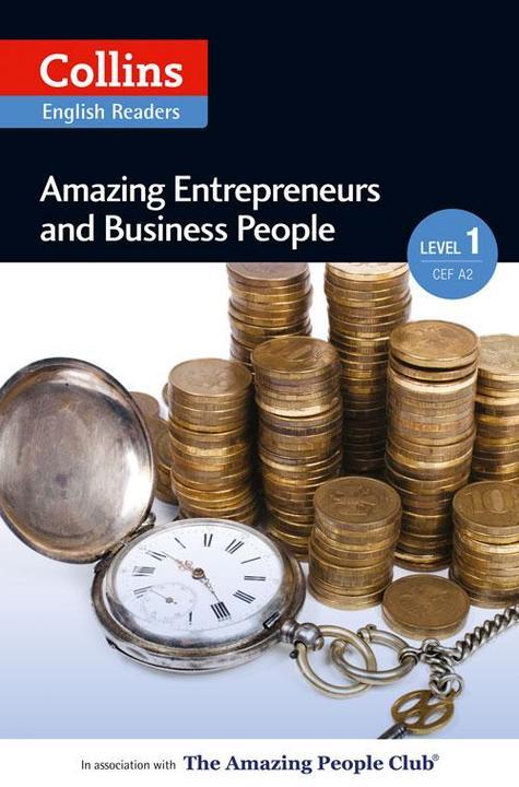 Amazing Entrepreneurs & Business People: A2