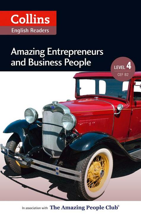 Amazing Entrepreneurs & Business People: B2