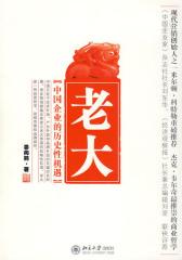 老大——中国企业的历史性机遇(试读本)