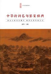 中华诗文鉴赏典丛—中华诗词名句鉴赏辞典(平装)
