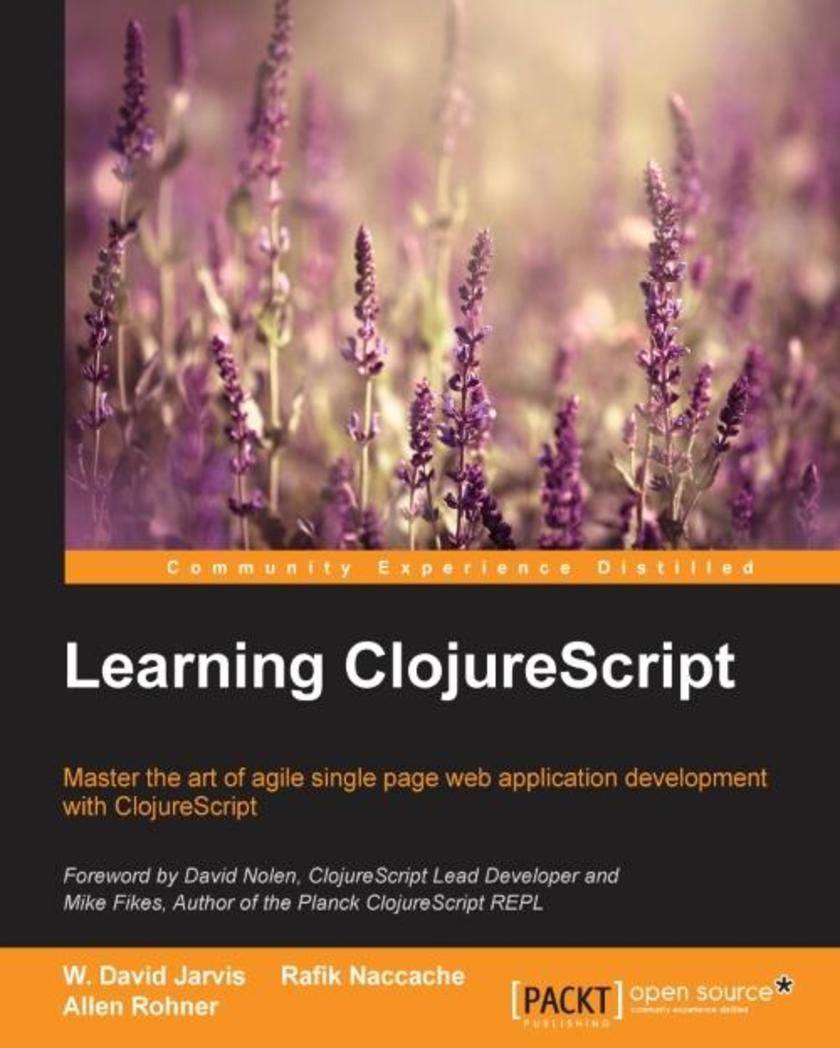 Learning ClojureScript