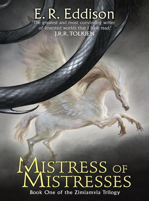 Mistress of Mistresses (Zimiamvia, Book 1)