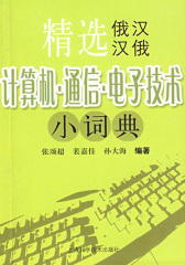 精选俄汉、汉俄计算机·通信·电子技术小词典(仅适用PC阅读)