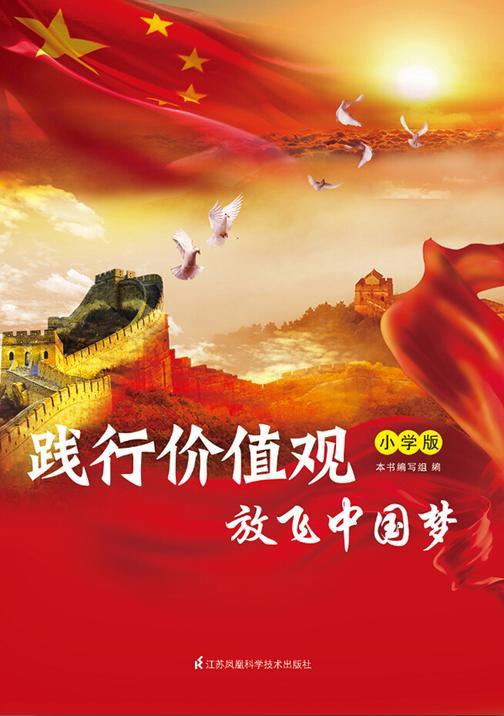 践行价值观放飞中国梦(小学版)