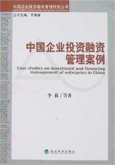 中国企业投资融资管理案例
