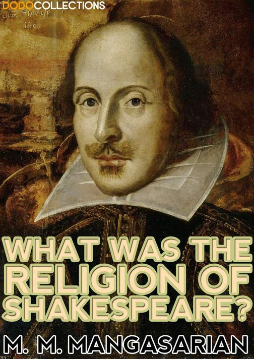What was the Religion of Shakespeare?