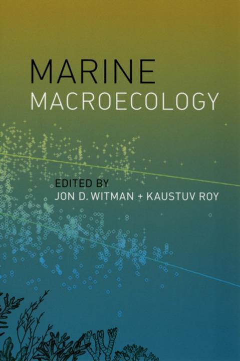 Marine Macroecology
