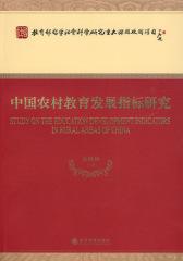 中国农村教育发展指标研究