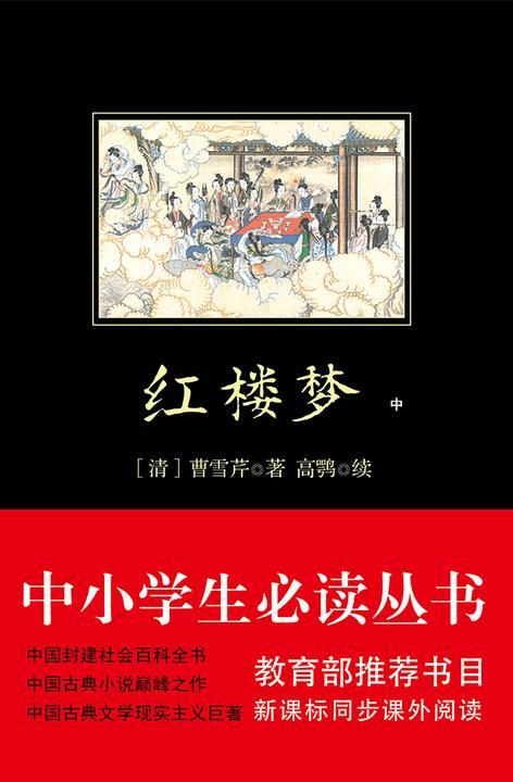红楼梦(中小学生必读丛书)(中册)