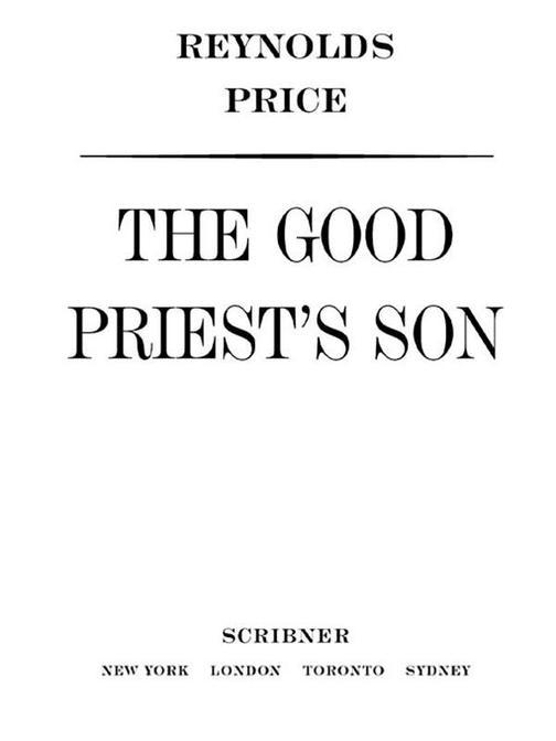 The Good Priest's Son