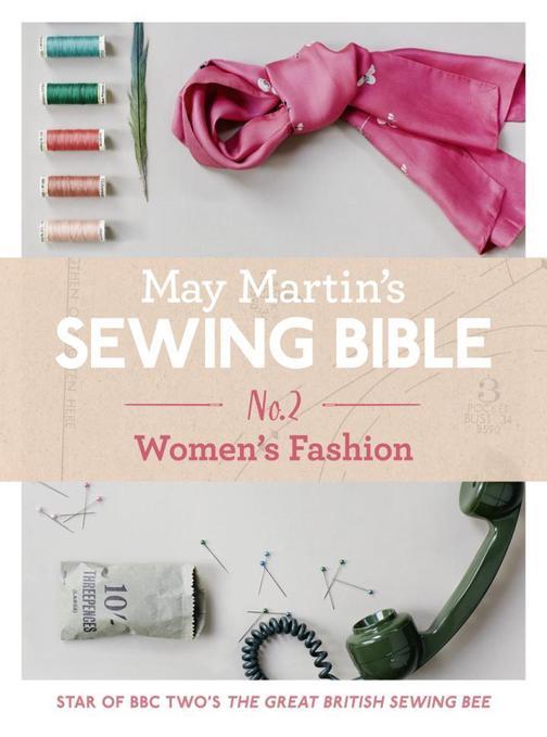 May Martin's Sewing Bible e-short 2
