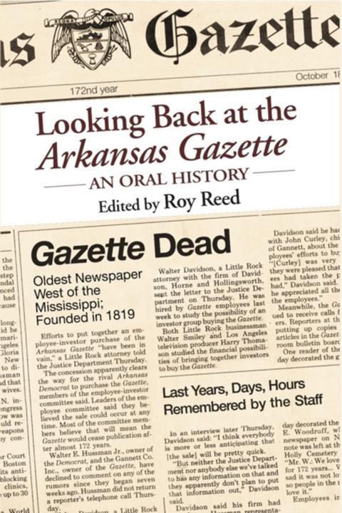 Looking Back at the Arkansas Gazette