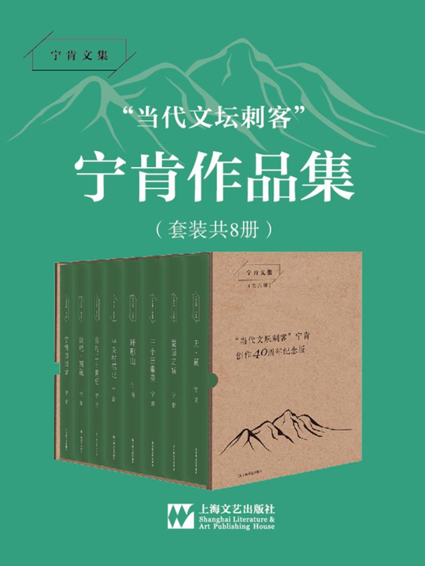 宁肯文集(全8册)