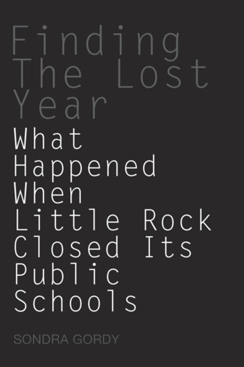 Finding the Lost Year