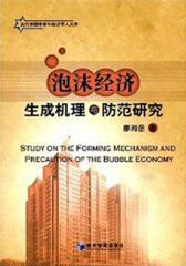 泡沫经济生成机理与防范研究(仅适用PC阅读)