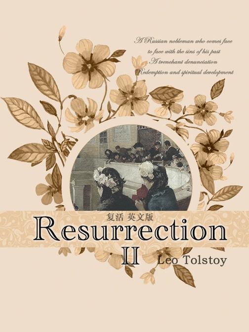 Resurrection  复活(II)英文版