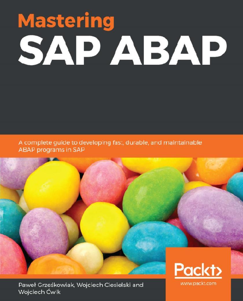 Mastering SAP ABAP