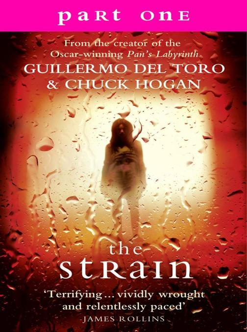 The Strain: Part 1, Sections 1 to 6 inclusive