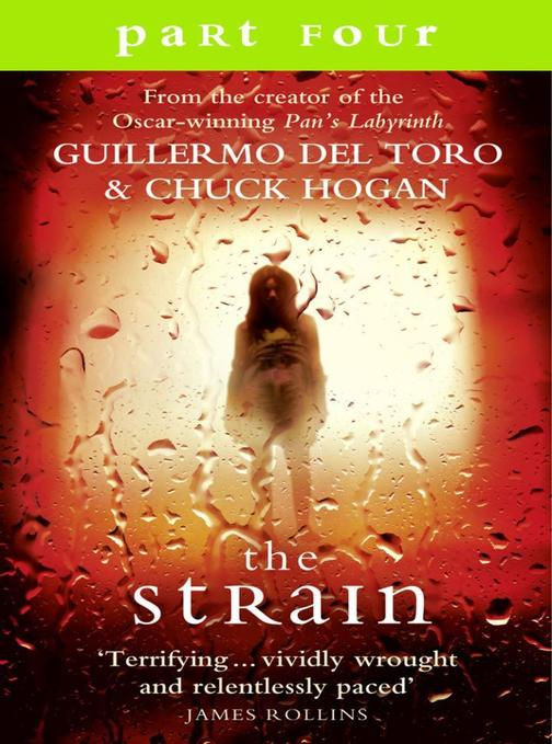 The Strain: Part 4, Sections 14 to 17 inclusive