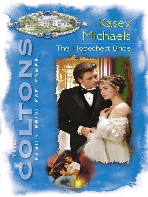 The Hopechest Bride (Mills & Boon M&B)