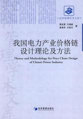 我国电力产业价格链设计理论及方法(仅适用PC阅读)