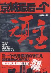 京城 后一个玩主(北京城里第二个孙睿的另类草样年华)(试读本)
