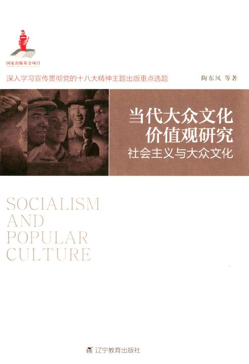 当代大众文化价值观研究