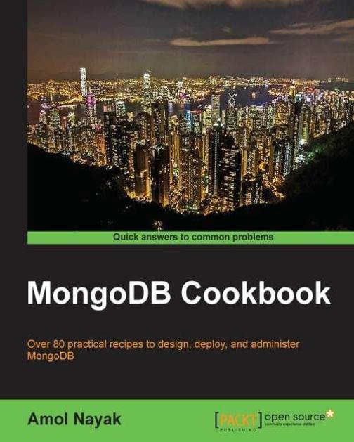 MongoDB Cookbook